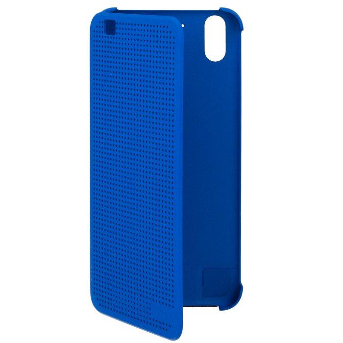 Puzdro HTC Dot View - HC M160 pre HTC Desire Eye, Blue