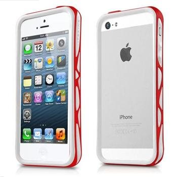 Puzdro ITSKINS Venum pre Apple iPhone 5, Apple iPhone 5S, Red