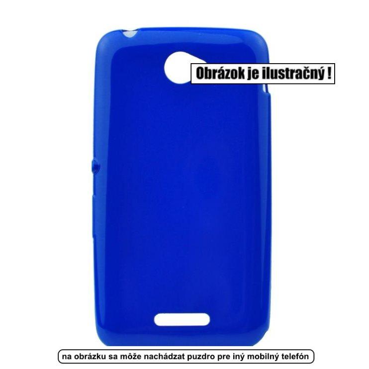 Puzdro Jelly Case Flash pre Microsoft Lumia 550, Blue