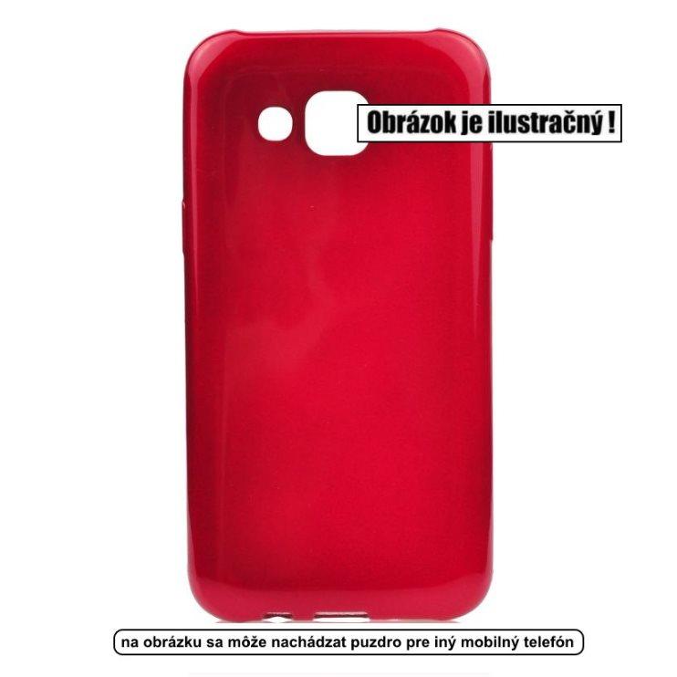 Puzdro Jelly Case Flash pre Microsoft Lumia 550, Red