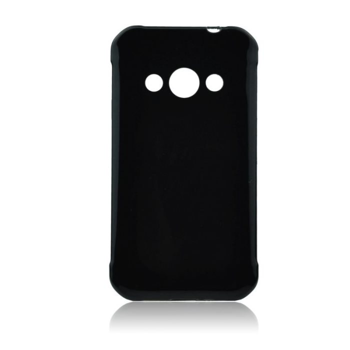 Puzdro Jelly Case pre Samsung Galaxy Xcover 3 - G388F, Black
