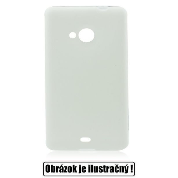 Puzdro Jelly Leather pre Samsung Galaxy Xcover 3 - G388F, White