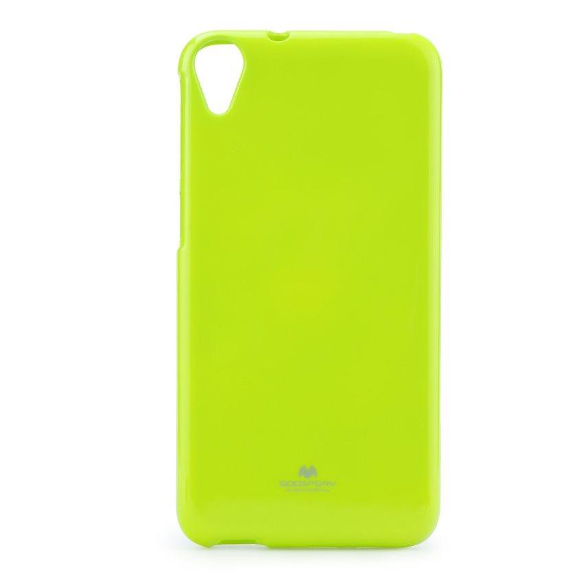 Puzdro Jelly Mercury pre HTC Desire 820, Lime