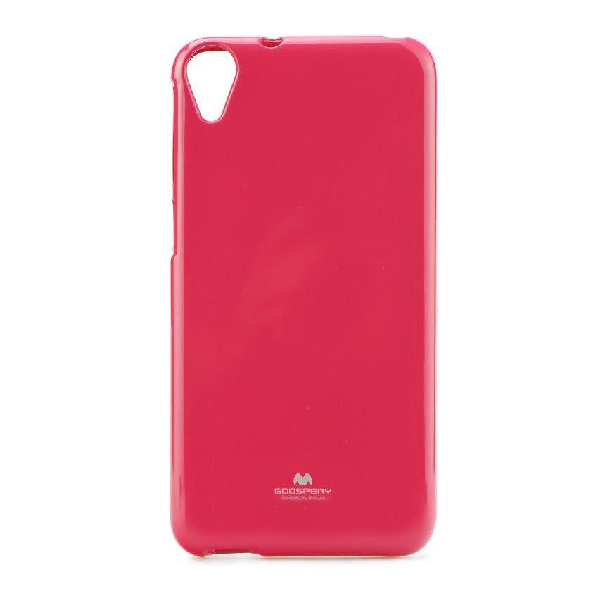 Puzdro Jelly Mercury pre HTC Desire 820, Pink