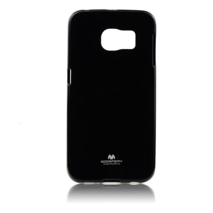 Puzdro Jelly Mercury pre Samsung Galaxy S6 Edge+ - G928F, Black