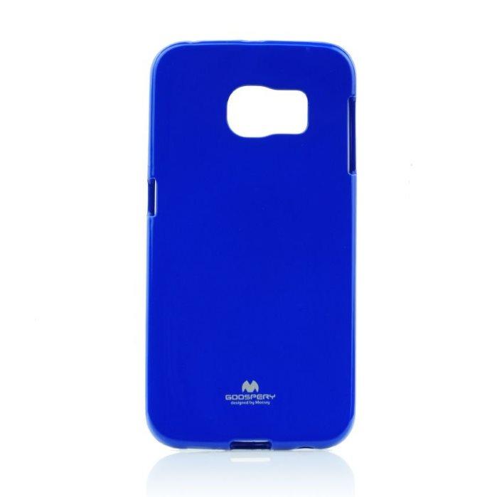 Puzdro Jelly Mercury pre Samsung Galaxy S6 Edge+ - G928F, Blue