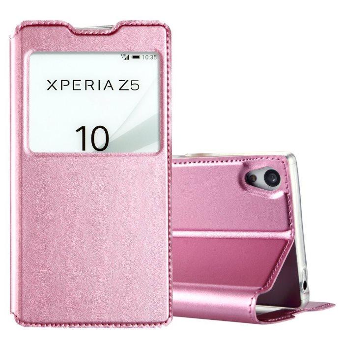 Puzdro Kalaideng Sun pre Sony Xperia Z5 - E6653, Pink