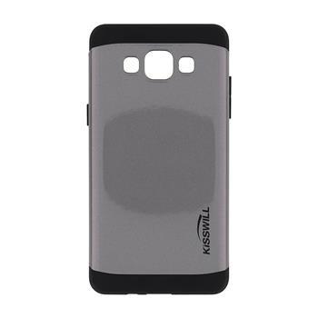 Puzdro Kisswill Slim Armor pre Samsung Galaxy A5 - A500F, Grey
