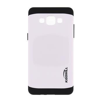 Puzdro Kisswill Slim Armor pre Samsung Galaxy A5 - A500F, White