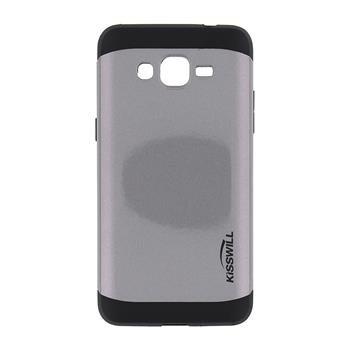 Puzdro Kisswill Slim Armor pre Samsung Galaxy Grand Prime - G530, Grey