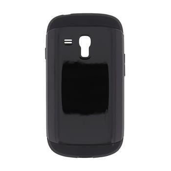 Puzdro Kisswill Slim Armor pre Samsung Galaxy S3 Mini - i8190 a S3 Mini VE, Black