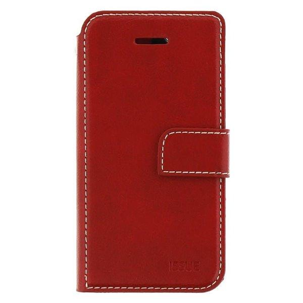 Puzdro Molan Cano Issue Book pre Xiaomi Redmi 9A, Red
