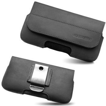 Puzdro na opasok Posh pre HTC ONE - M9+, Black