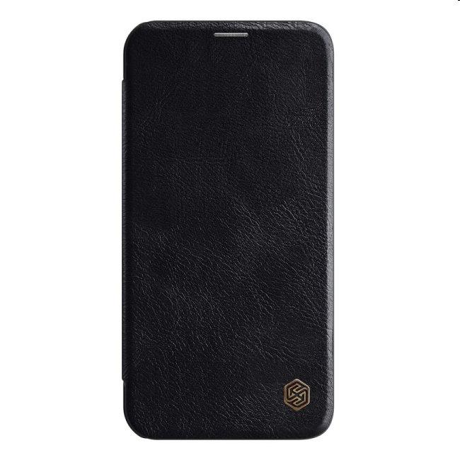 Puzdro Nillkin Qin Book pre Apple iPhone 12 Mini, čierne 2453293