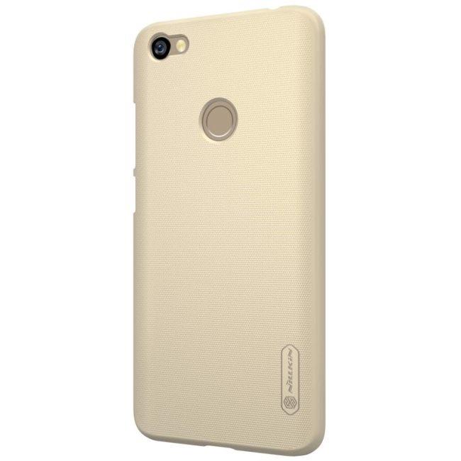 Puzdro Nillkin Super Frosted pre Xiaomi Redmi Note 5A, Gold 8595642271601