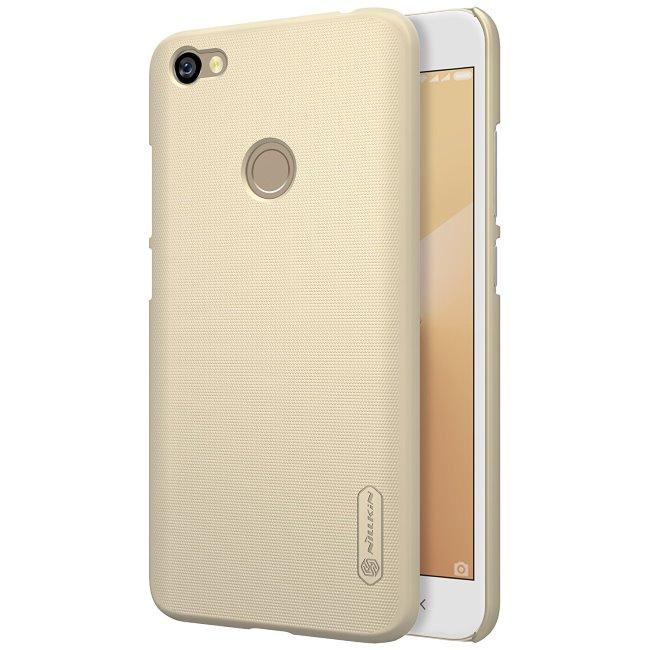 Puzdro Nillkin Super Frosted pre Xiaomi Redmi Note 5A Prime, Gold 6902048146884