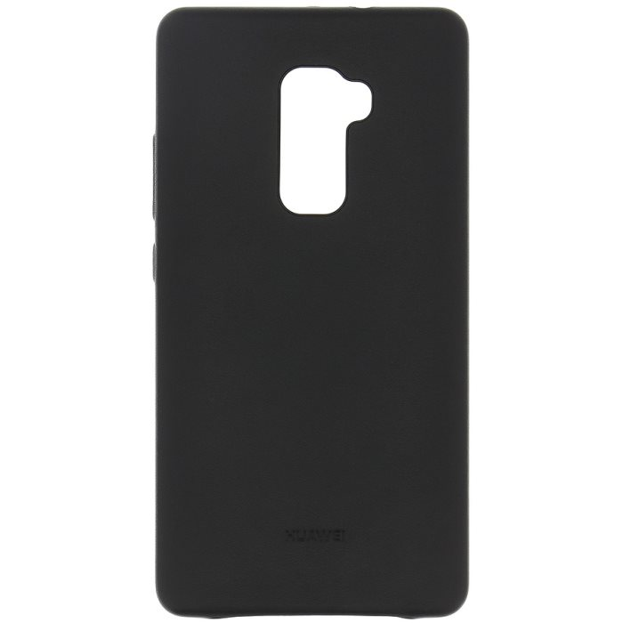 Puzdro originálne kožené pre Huawei Mate S, Black