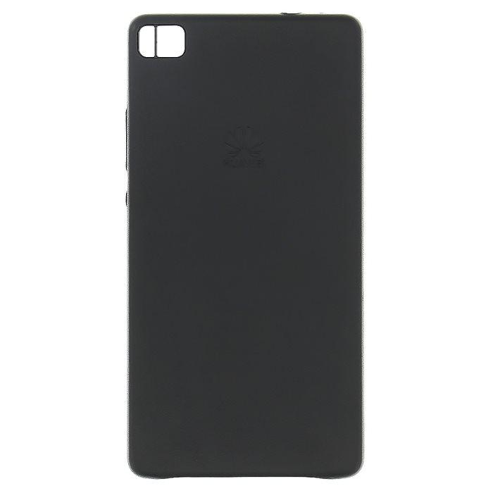 Puzdro originálne kožené pre Huawei P8, Black