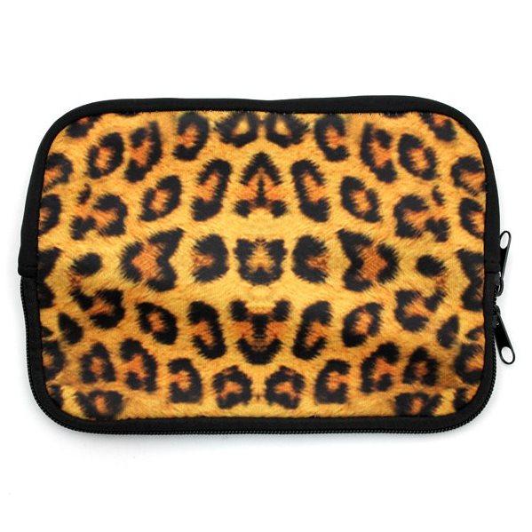 Puzdro QAC Neoprene pre PocketBook SURFpad 4 L, motív Panther