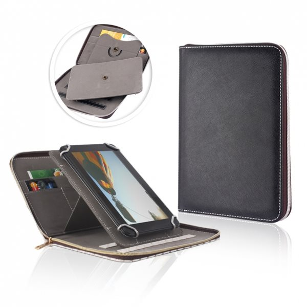 Puzdro QAC Trend pre LG G Pad 7.0 - V400/V410, Black