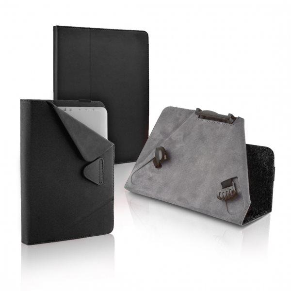Puzdro QAC Type 1 pre Samsung Galaxy Tab 4 10.1 VE - T533, Black