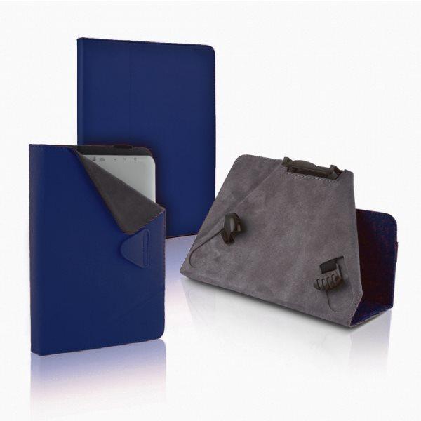 Puzdro QAC Type 1 pre Samsung Galaxy Tab 4 10.1 VE - T533, Blue