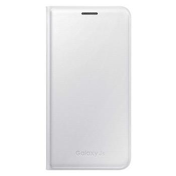 Puzdro Samsung Wallet EF-WJ500 pre Samsung Galaxy J5 - J500 a J5 Dual, White