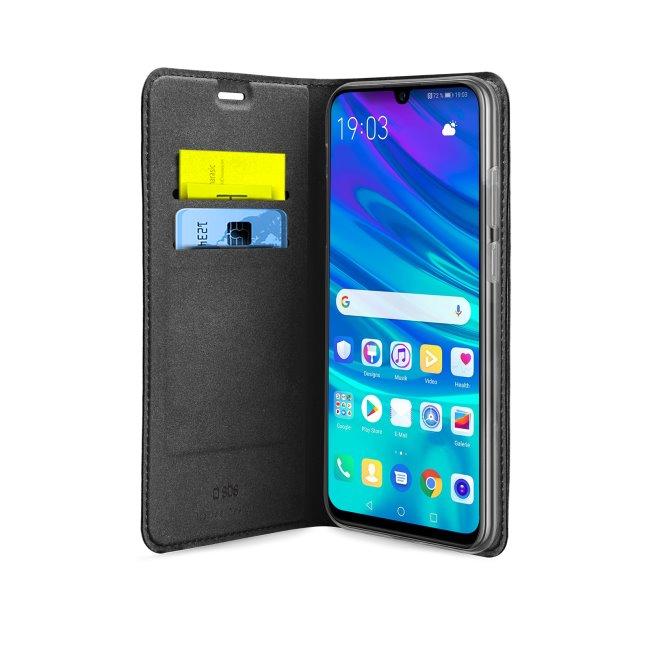 Puzdro SBS Book Wallet Lite pre Huawei P Smart 2019/Honor 10 Lite, čierne TEBKLITEHUPSM19K