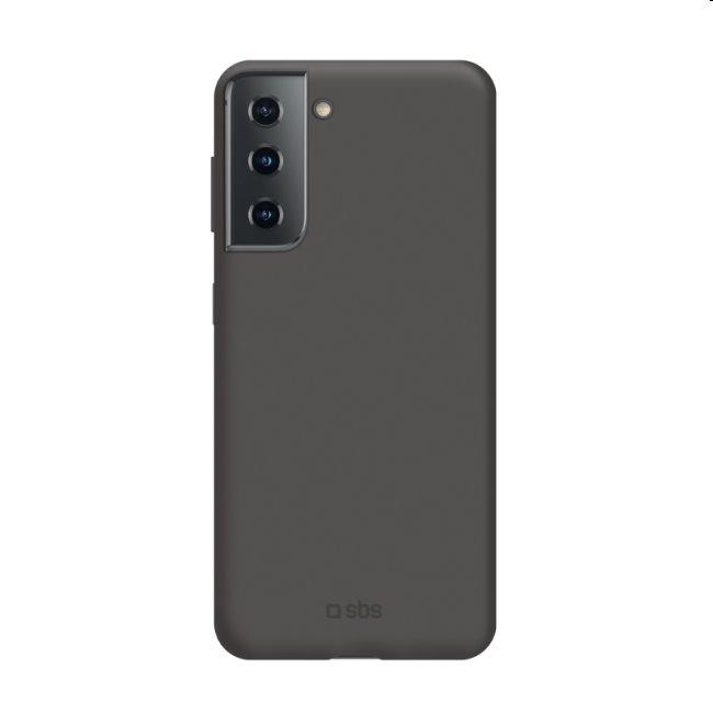 Puzdro SBS Vanity Cover pre Samsung Galaxy S21 - G991B, čierne