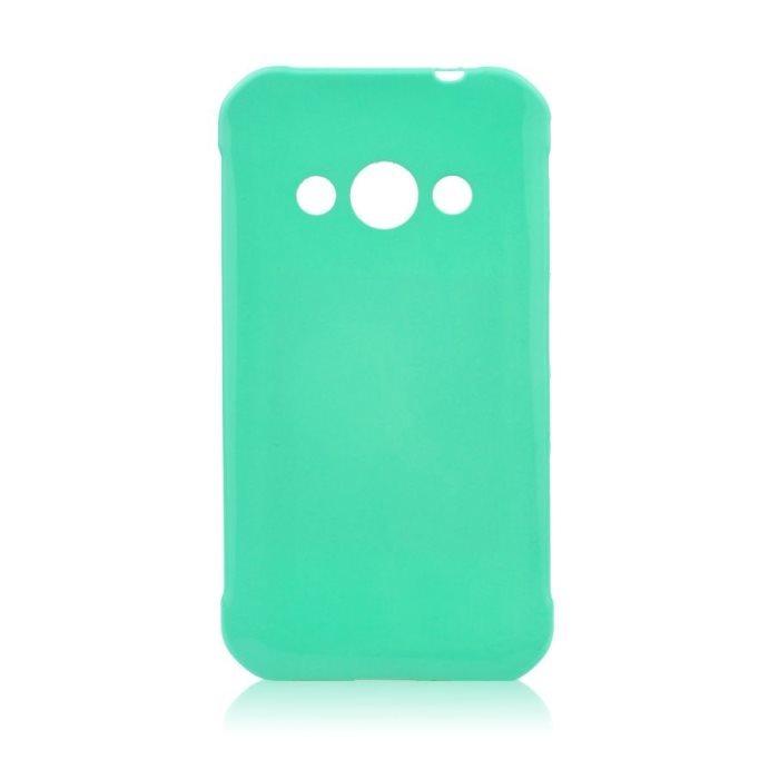 Puzdro silikonové Jelly Case pre Microsoft Lumia 640 a 640 LTE, Mint