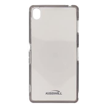 Puzdro silikonové Kisswill pre Acer Liquid Z330, Black