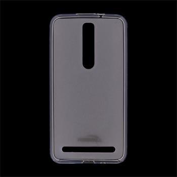 Puzdro silikonové Kisswill pre Asus Zenfone Go - ZC500TG, Transparent