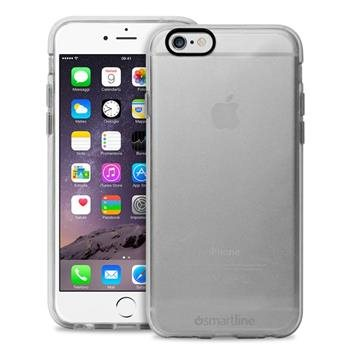 Puzdro Smartline pre Apple iPhone 6 Plus a 6S Plus, Transparent