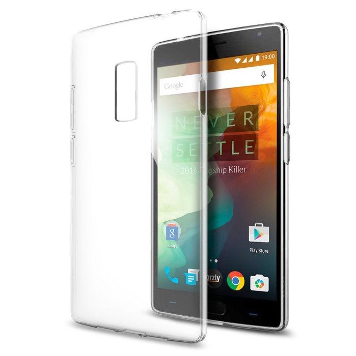 Puzdro Spigen Liquid Crystal pre OnePlus 2