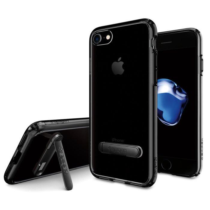 Puzdro Spigen Ultra Hybrid S pre Apple iPhone 7 a iPhone 8, Space Crystal 042CS20839