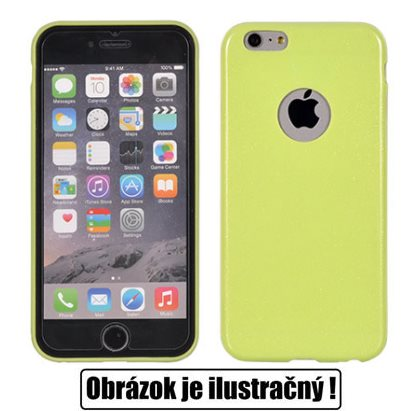 Puzdro ultra tenké Candy Case pre Huawei Honor 7, Lime