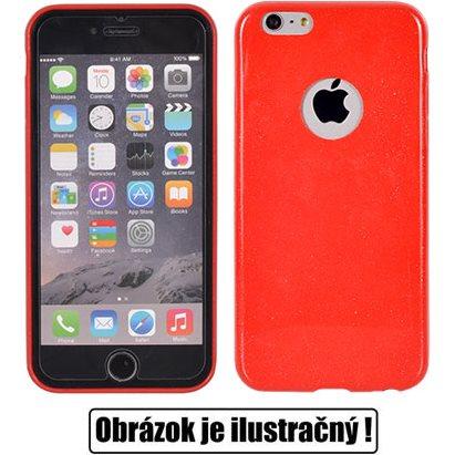 Puzdro ultra tenké Candy Case pre Samsung Galaxy S6 - G920F, Red