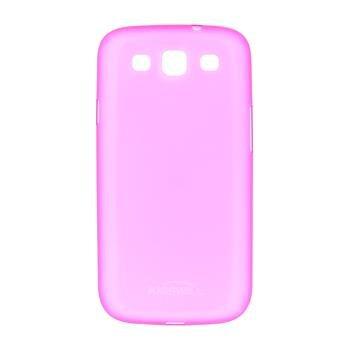 Puzdro ultra tenké Kisswill pre Samsung Galaxy S3 - i9300, Pink