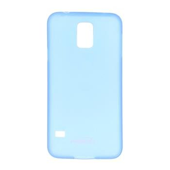 Puzdro ultra tenké Kisswill pre Samsung Galaxy S5 - G900 a S5 Neo - G903, Blue