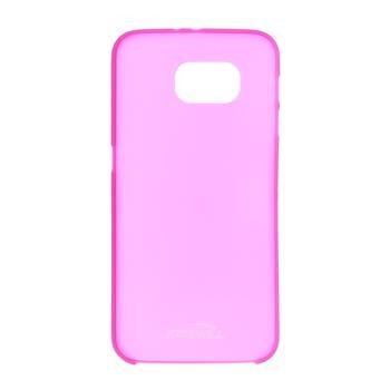 Puzdro ultra tenké Kisswill pre Samsung Galaxy S6 - G920F, Pink