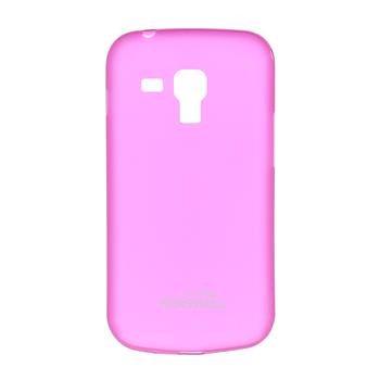 Puzdro ultra tenké Kisswill pre Samsung Galaxy S7560/S7562/S7580/S7582, Pink