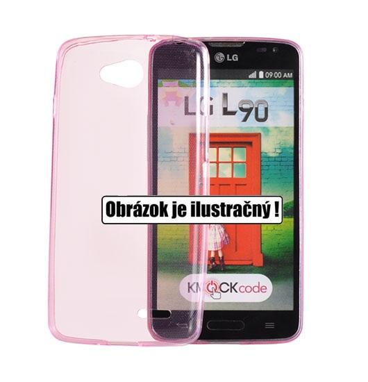 Puzdro ultra tenké pre Huawei P8 Lite, Pink