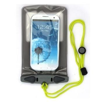 Puzdro vodotesné Aquapac pre HTC ONE - M9+, Black