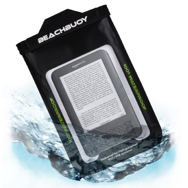 Puzdro vodotesné Proporta BeachBuoy pre Apple iPad Mini 4, Transparent