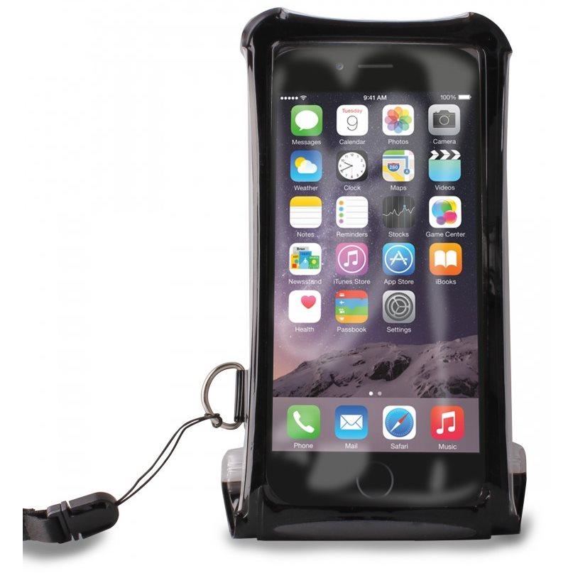 Puzdro vodotesné Puro pre HTC ONE - M9+, Black