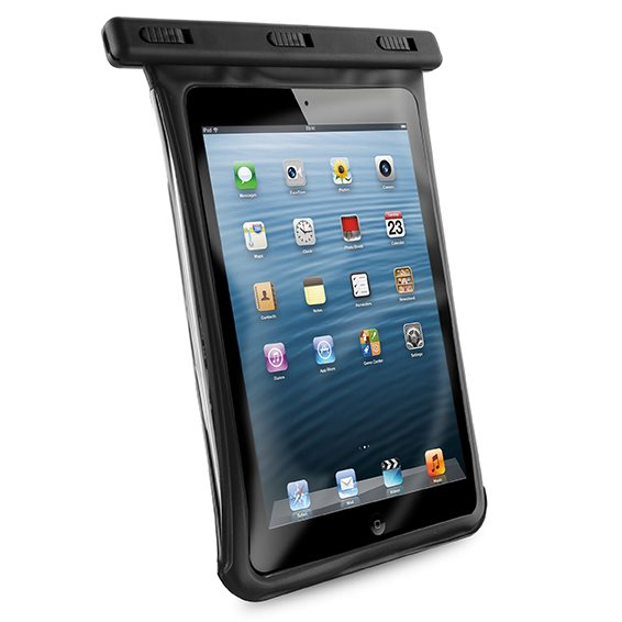 Puzdro vodotesné Puro pre Samsung Galaxy Tab 4 10.1 LTE - T535, Black