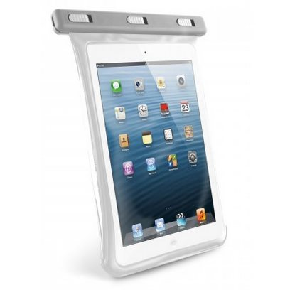 Puzdro vodotesné Puro pre Samsung Galaxy Tab 4 10.1 - T530, White