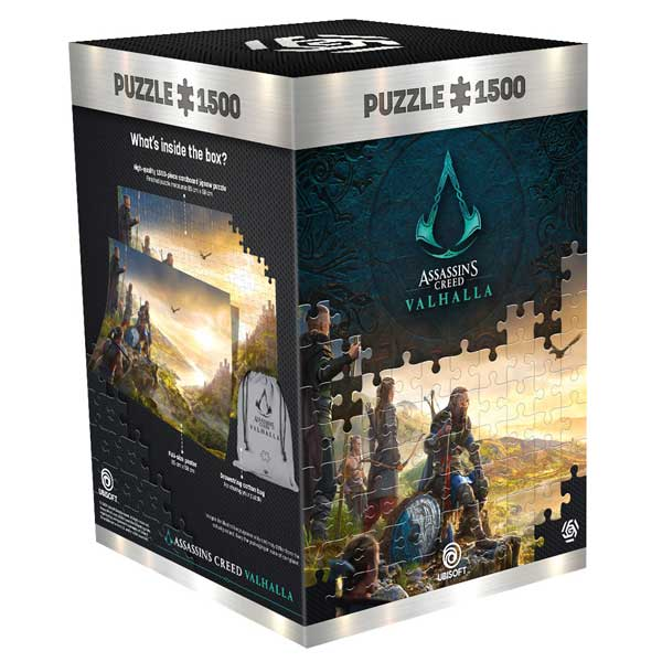 Puzzle Assassin's Creed Valhalla: England Vista (Good Loot)