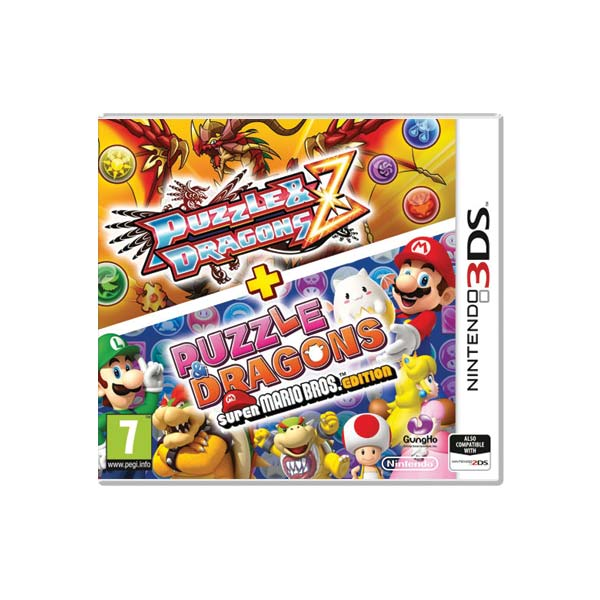 Puzzle & Dragons Z + Puzzle & Dragons (Super Mario Bros. Edition)