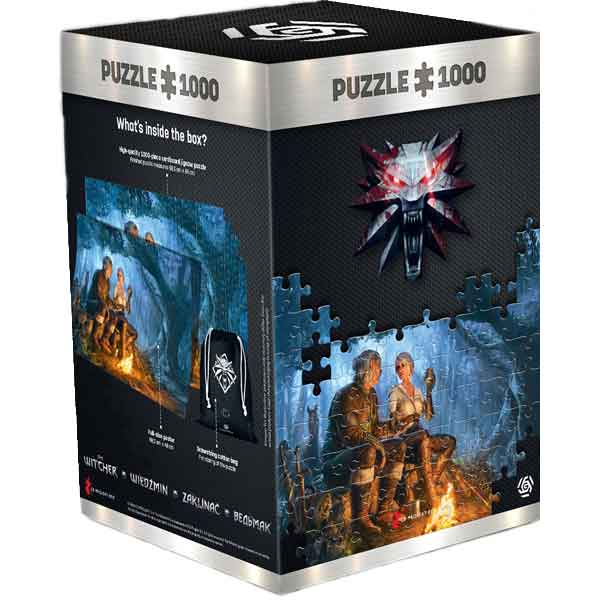 Puzzle The Witcher: Ciri Journey (Good Loot)
